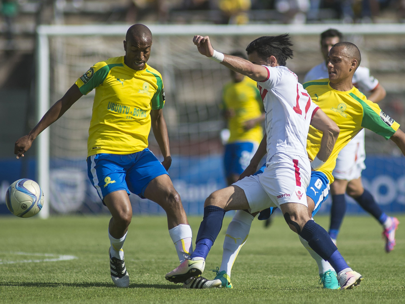 Sundowns nach 3:0-Hinspielsieg in Alexandria klarer Favorit
