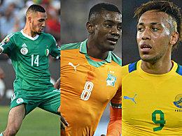 Aubameyang & Co. - Die Bundesliga beim Afrika-Cup