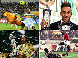 Von Pelé bis Salah: Afrikas Fußballer des Jahres