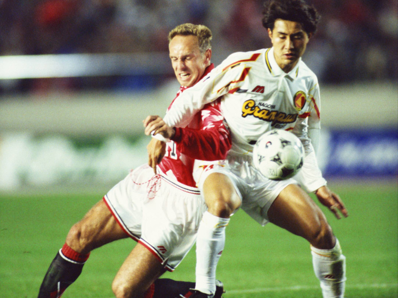 Podolskis Vorgänger: Diese Deutschen kickten in Japan