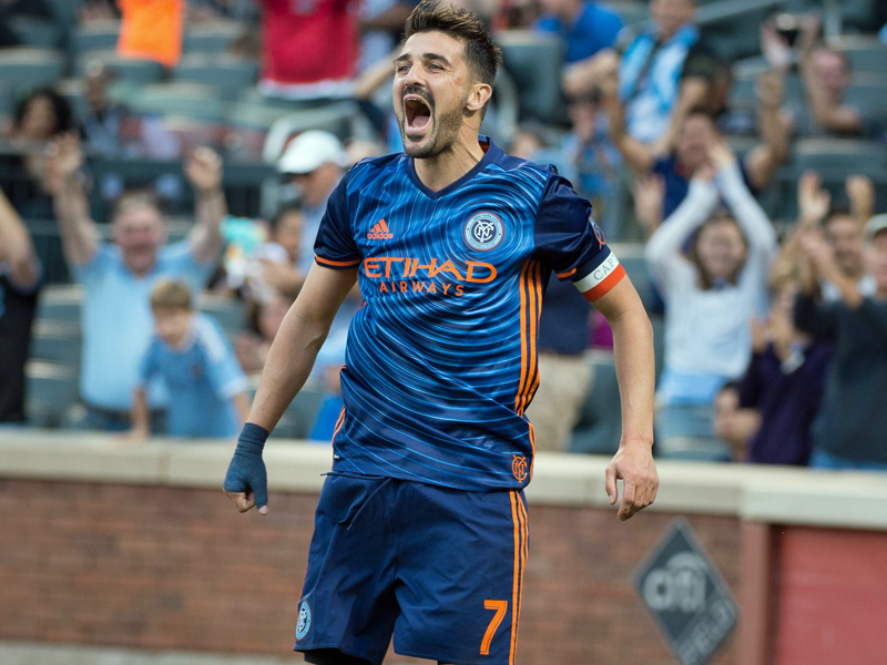 Der Beste, die Ameise und Zlatan: Topstars der MLS