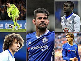 Das ist Chelseas Meisterteam
