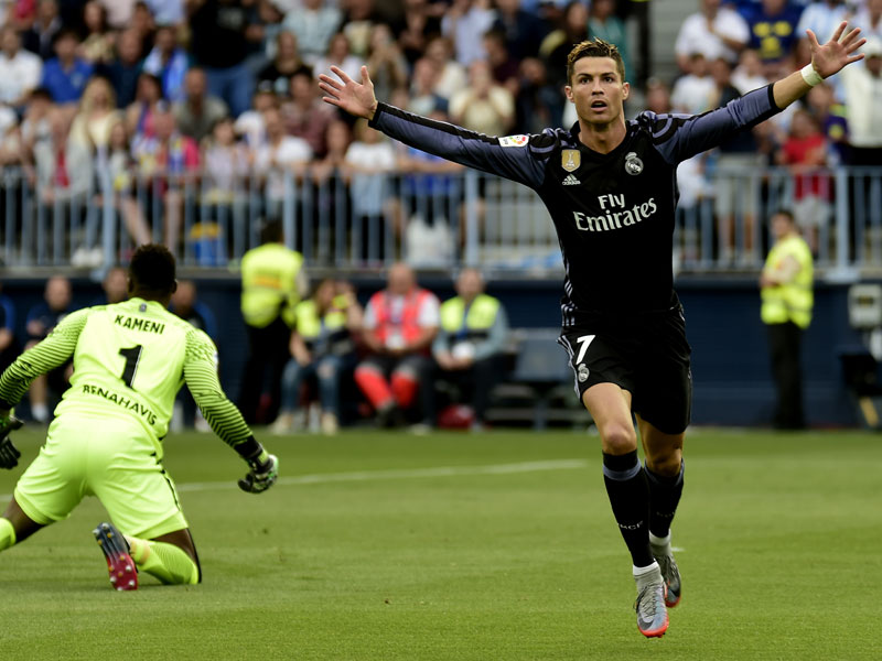 33. Meisterschaft: Real landet drei Punkte vor Barça