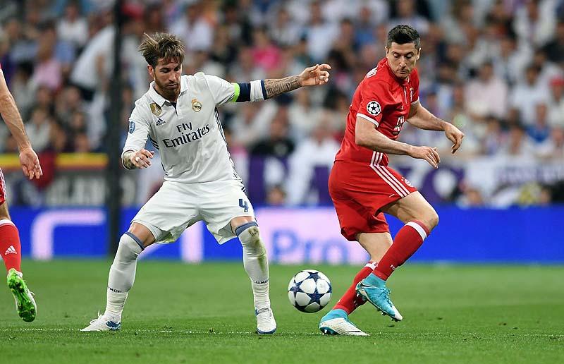 ESM-Top-Elf: Messi, drei Königliche und ein Thiago