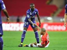 Monaco gewinnt, sorgt sich aber um Mbappé