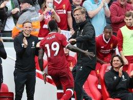 Dank Mané - Reds bereit für Hoffenheim