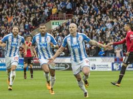 Vom Aufsteiger düpiert! United patzt bei Wagners Huddersfield
