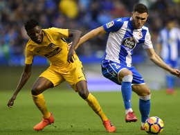 Thomas' Last-Minute-Tor beschert Atletico Sieg
