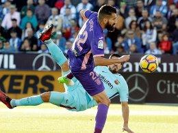 Suarez doppelt im Glück: Barça siegt bei Leganes