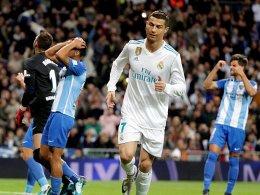 Ronaldos Tor-Knoten über Umwege geplatzt