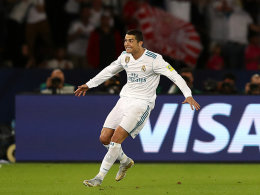 Real ist Klub-Weltmeister - Rekorde für Kroos und Ronaldo