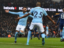 4:1! ManCity lässt Tottenham keine Chance