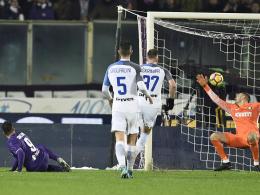 Simeone schockt Inter in der Nachspielzeit