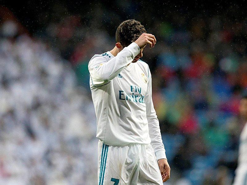 Real Madrid kassiert gegen Villarreal 0:1-Heimniederlage