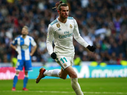 Real furios: Madrid besiegt La Coruna mit 7:1
