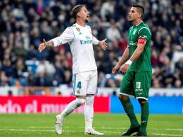 Leganes eliminiert Real in der Copa del Rey