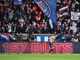Rekordtorschütze Cavani leitet klaren PSG-Sieg ein