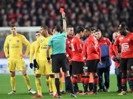 Trotz 3:2: Wenig Sympathiepunkte für PSG