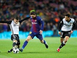 Messi tanzt - und Suarez bricht den Bann!