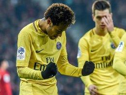 Neymar und Lo Celso: Marke Traumtor