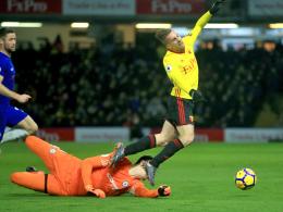 Bedenklicher Auftritt: Deulofeu führt Chelsea vor!