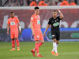 Doppelter Mbappé beendet Zitterpartie für PSG