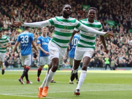 Im Old Firm: Celtic sichert mit 5:0 die Meisterschaft!