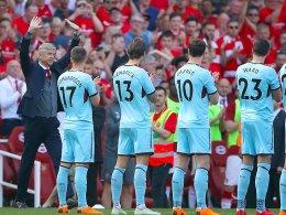 Gunners bescheren Wenger einen Traum-Ausstand