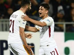 Cengiz Ünders Geistesblitz: Rom erzittert Dreier bei Cagliari