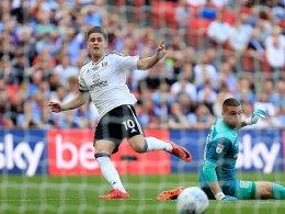 Aufstieg! Cairney schießt Fulham in die Premier League