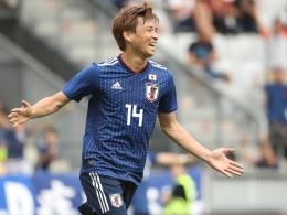 Inuis Doppelpack ebnet Japan den Weg zum Sieg