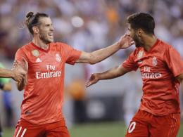 Bale als Schlüssel: Real siegt nach Gewitter gegen Rom