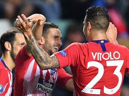 Atletico gewinnt Supercup und entthront Real