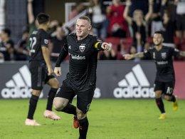 DC darf weiter hoffen: Rooney rettet Washington