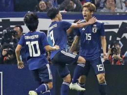 Auch Osako trifft: Furiose Japaner düpieren Uruguay