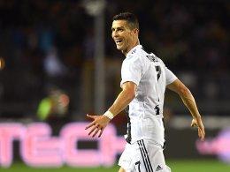 Doppelpack CR7: Juve dreht Spiel in Empoli