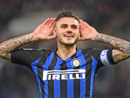 Lazio verzweifelt - Inter und Icardi zu stark