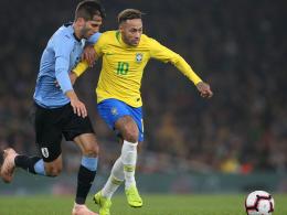 Neymar bringt Brasilien vom Punkt den Sieg