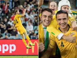 Boyle stiehlt die Show: Australien verabschiedet Cahill