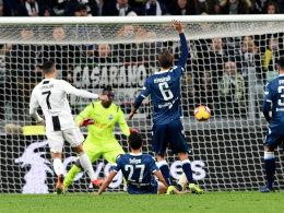 CR7 eröffnet: Juventus marschiert weiter