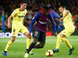 Dembelé inspiriert: Barcelona legt nüchtern vor