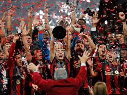 Gressels besondere Bestmarke: Atlanta United ist MLS-Meister!