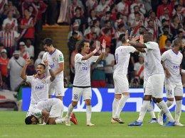 Al-Ain schlägt River Plate und steht im Klub-WM-Finale