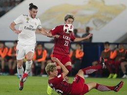 Dreierpack: Bale schießt Real ins Klub-WM-Finale