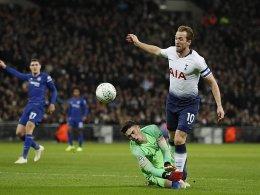 Vorteil Tottenham: Kanes Elfmeter entscheidet das Hinspiel