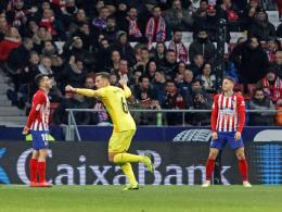3:3 nach 1:1! Atletico scheidet aus dem Pokal aus