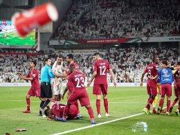 Katar steht nach brisantem Spiel im Finale