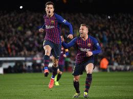 Barça brilliert und baut Rekordserie aus