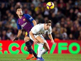 Kompakt und konterstark: Valencia trotzt Barça