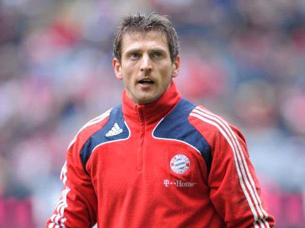 Premiere ausgerechnet gegen Lissabon: Jörg Butt steht vor dem ersten Einsatz für den FC Bayern.
